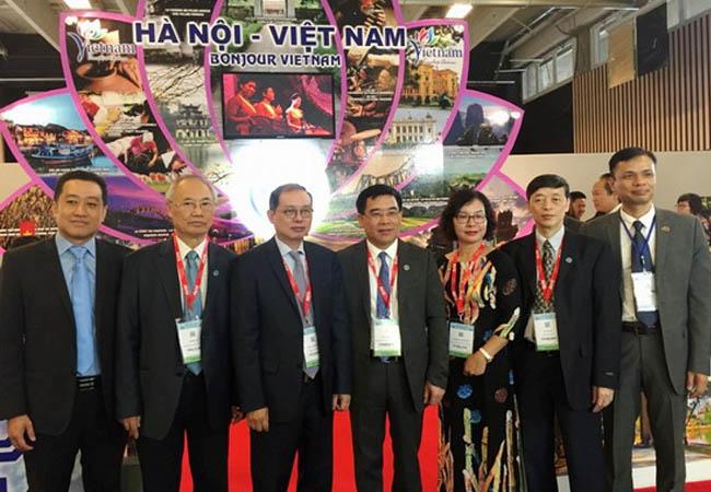 Năm 2017, Việt Nam sẽ tham gia ít nhất 10 hội chợ du lịch quốc tế