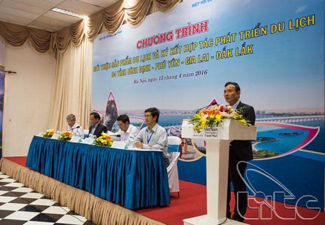 Hợp tác phát triển du lịch 4 tỉnh Bình Định, Phú Yên, Gia Lai, Đắk Lắk