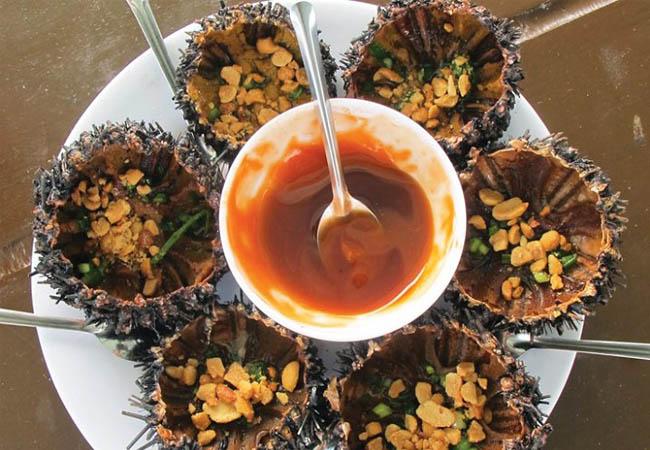Đặc sản mắm nhum Mỹ An - Bình Định