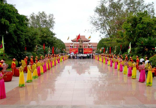 Lễ hội Đống Đa – Tây Sơn Bình Định