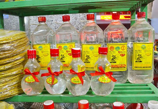 Đặc sản rượu Bàu Đá Bình Định