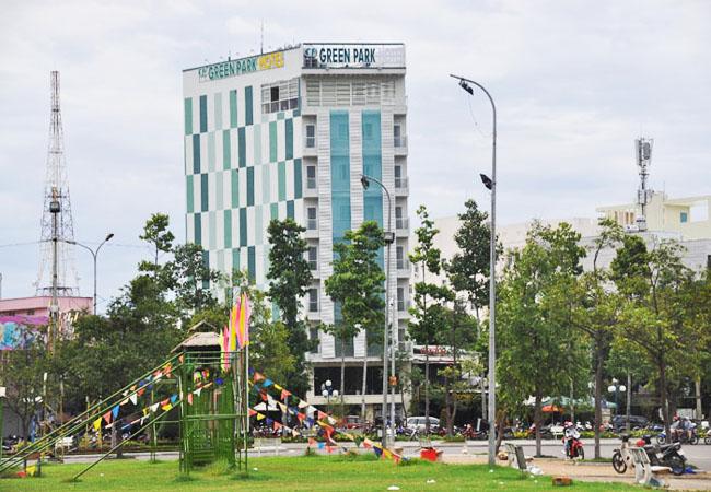 Khách sạn Green Park